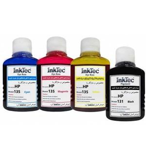 جوهر 100 سی سی اینک تک داخلی اچ پی InkTec HP