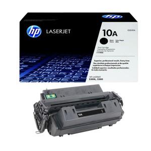 کارتریج تونر لیزری مشکی اچ پی HP 10A