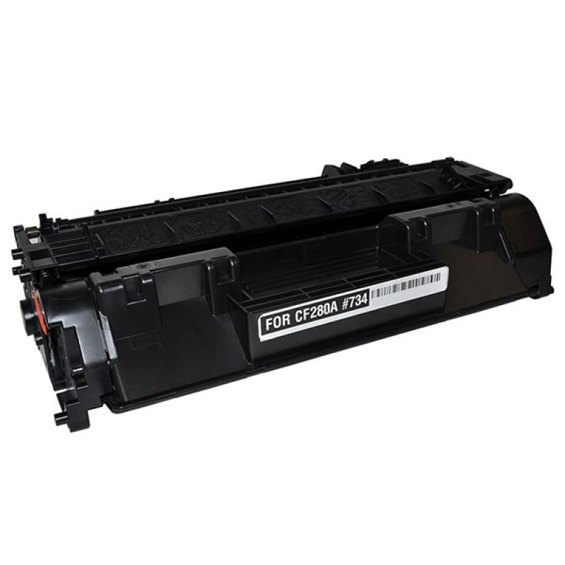 کارتریج تونر لیزری مشکی اچ پی HP 80A