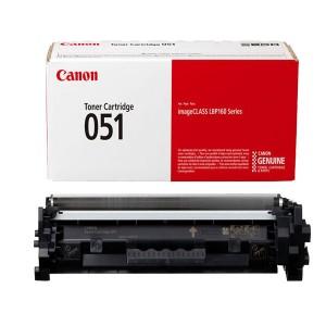کارتریج تونر لیزری مشکی کانن Canon 051