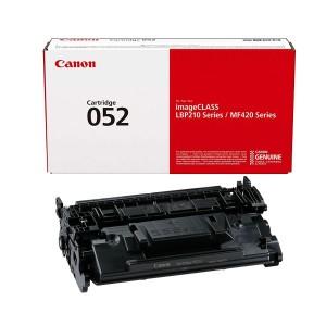 کارتریج تونر لیزری مشکی کانن Canon 052