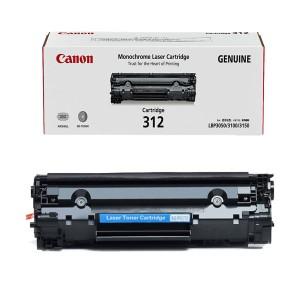 کارتریج تونر لیزری مشکی کانن Canon 312