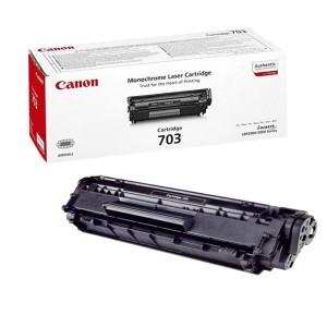 کارتریج تونر لیزری مشکی کانن Canon 703