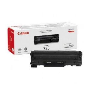کارتریج تونر لیزری مشکی کانن Canon 725