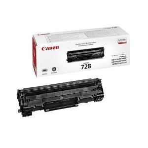 کارتریج تونر لیزری مشکی کانن Canon 728