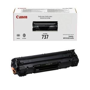 کارتریج تونر لیزری مشکی کانن Canon 737
