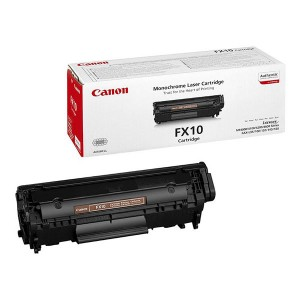 کارتریج تونر لیزری مشکی کانن Canon FX10