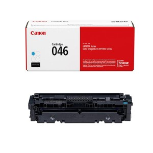 کارتریج تونر لیزری  آبی کانن  Canon 046
