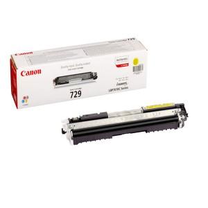 کارتریج تونر لیزری  زرد کانن  Canon 729