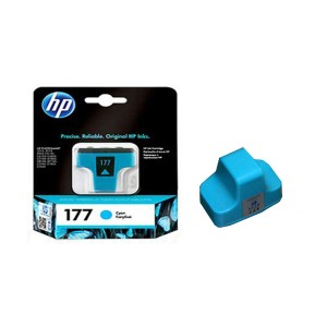 کارتریج جوهرافشان  آبی اچ پی HP 177