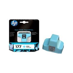 کارتریج جوهرافشان  آبی روشن  اچ پی HP 177