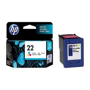 کارتریج جوهرافشان  رنگی اچ پی HP 22
