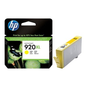 کارتریج جوهرافشان  زرد حجم بالا  اچ پی HP 920