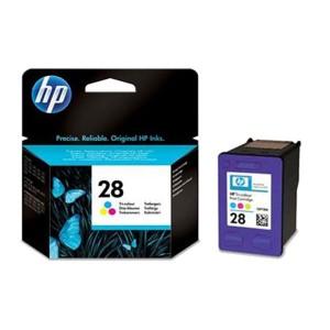 کارتریج جوهرافشان  رنگی اچ پی HP 28