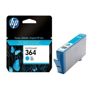 کارتریج جوهرافشان  آبی اچ پی HP 364