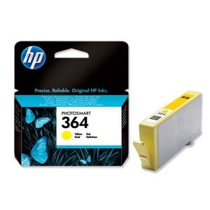 کارتریج جوهرافشان  زرد اچ پی HP 364