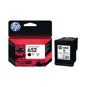 کارتریج جوهرافشان  مشکی  اچ پی HP 652