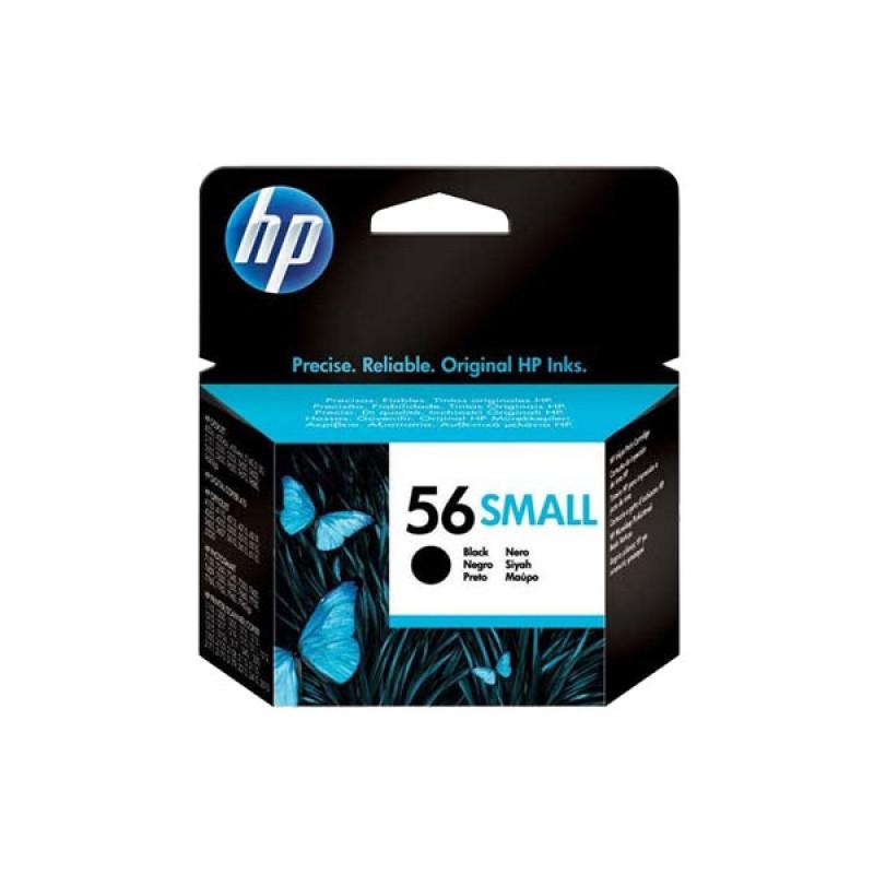 کارتریج جوهرافشان  مشکی حجم پایین  اچ پی HP 56