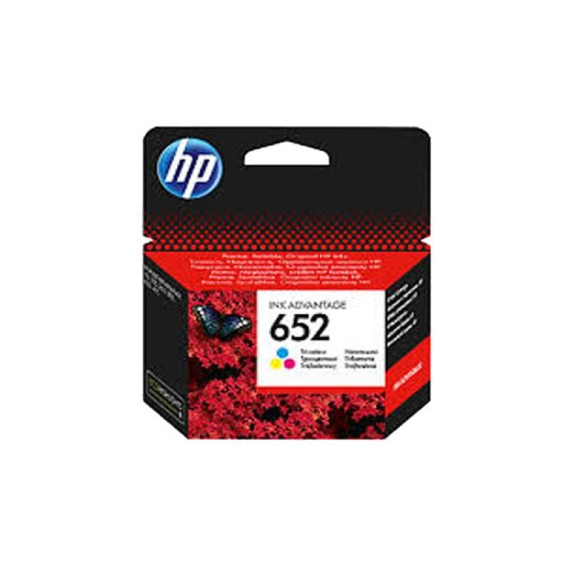 کارتریج جوهرافشان  رنگی اچ پی HP 652