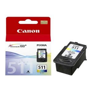 کارتریج جوهرافشان رنگی کانن Canon CL 511