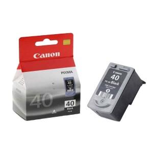 کارتریج جوهرافشان مشکی کانن Canon PG 40