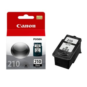کارتریج جوهرافشان مشکی کانن Canon PG 210