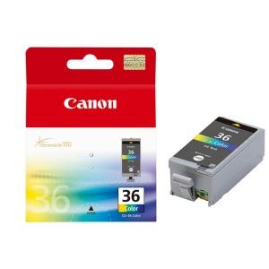 کارتریج جوهرافشان رنگی کانن Canon CLI 36
