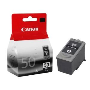 کارتریج جوهرافشان مشکی کانن Canon PG 50