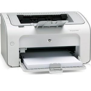پرینتر لیزری اچ پی مدل HP LaserJet P1005