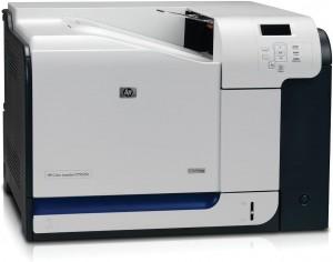پرینتر لیزری رنگی اچ پی  CP3525DN
