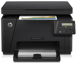 پرینتر لیزری اچ پی مدل  HP MFP M176n
