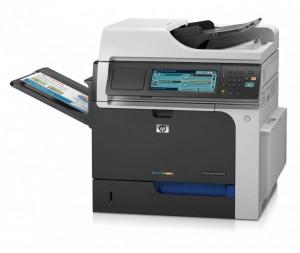 پرینتر لیزری رنگی  چند کاره اچ پی  HP CM4540 MFP