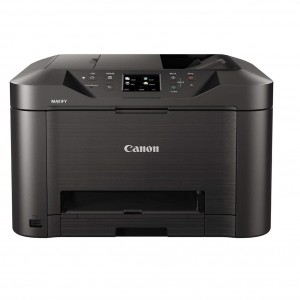 پرینتر چند کاره جوهر افشان کانن مدل CANON Maxify MB5040