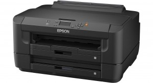 پرینتر جوهرافشان اپسون مدل Epson WorkForce WF-7110