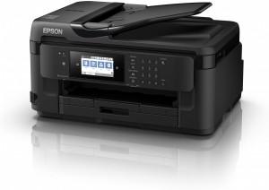 پرینتر چندکاره جوهرافشان اپسون مدل Epson WF-7710