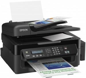 پرینتر جوهرافشان رنگی چندکارهی اپسون مدل Epson L550