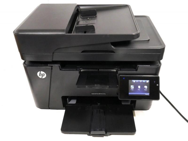 پرینتر چند کاره لیزری اچ پی HP LaserJet Pro MFP M127fw