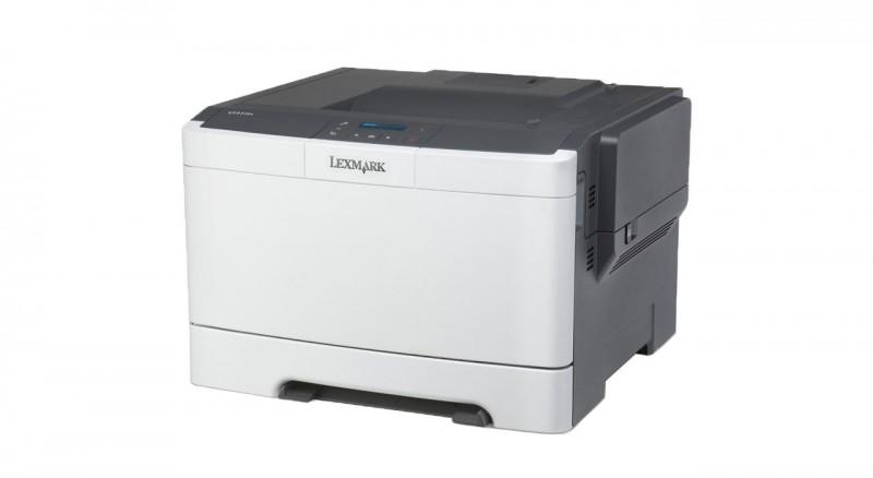 پرینتر لیزری رنگی لکسمارک مدل Lexmark CS317dn