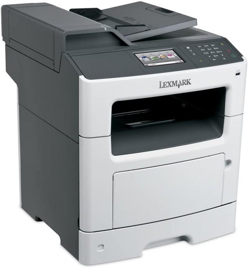 پرینتر چندکاره لیزری لکسمارک مدل Lexmark MX417de