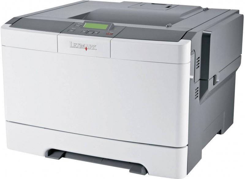 پرینتر لیزری رنگی لکسمارک مدل C543DN
