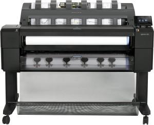 "پلاتر اچ پی Designjet T1500 36"" ePrinter"