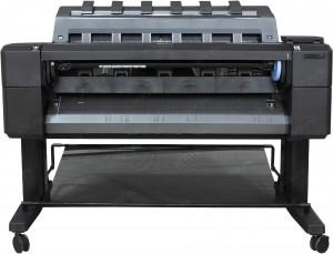 """دستگاه پلاتر Designjet T920 36"""" ePrinter CR354A"""