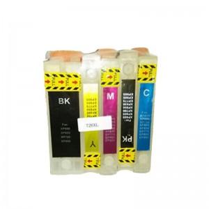 کارتریج قابل شارژ اپسون 5 رنگ  EPSON T26XL