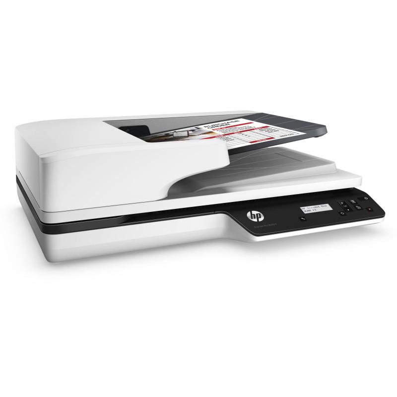 اسکنر تخت اچ پی مدل  HP ScanJet Pro 3500 f1